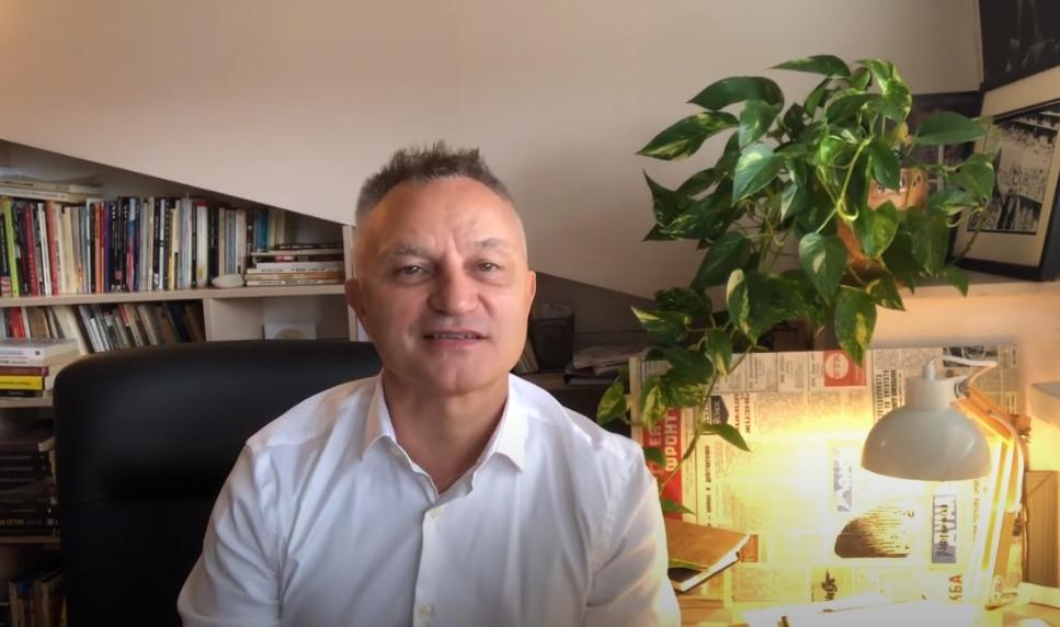 Обръщение по случай Деня на народните будители от писателя Захари Карабашлиев